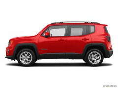 New 2020 Jeep Renegade Latitude 4x4 SUV ZACNJBBB6LPL15457 for sale at Tim Short Auto Mall Group Serving Corbin KY & Manchester KY