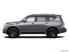 New 2020 Nissan Armada Platinum SUV for sale in Tyler, TX
