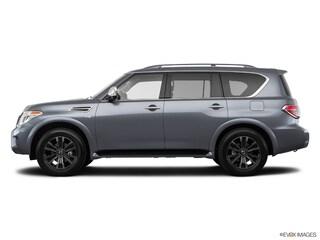 New 2020 Nissan Armada Platinum SUV for Sale in Lafayette LA