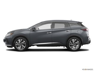 New 2020 Nissan Murano SL SUV For Sale Meridian MS