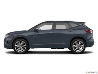 New 2020 Chevrolet Blazer Premier SUV 3GNKBFRSXLS593719 in San Benito, TX