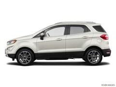 2020 Ford EcoSport Titanium FWD SUV