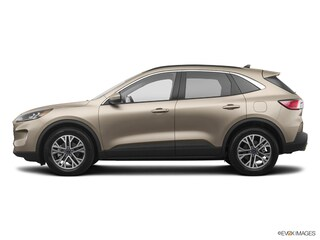 New 2020 Ford Escape SEL SUV for sale in Dodge City, KS