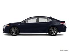New 2020 Toyota Camry Hybrid SE Sedan In Corsicana, TX
