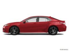 New 2020 Toyota Camry Hybrid SE Sedan in Altus, OK