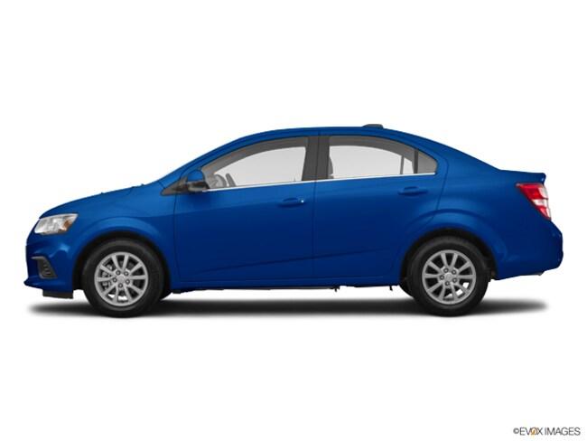New 2020 Chevrolet Sonic LT Sedan San Benito