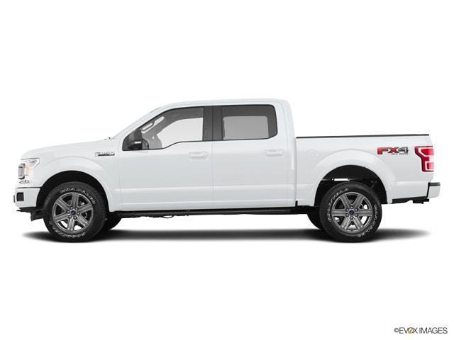 2020 Ford F-150 Supercrew XLT 4x4 ** Retired Courtesy Car ** Truck