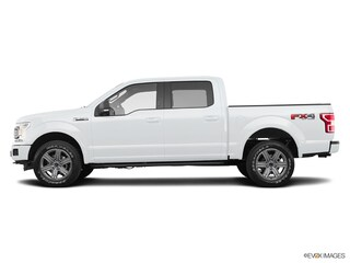 New 2020 Ford F-150 XLT XLT 4WD SuperCrew 5.5 Box Salt Lake City