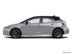 New 2020 Toyota Corolla Hatchback XSE Hatchback 37119 JTNC4RBE1L3073729 for sale in Rutland, VT