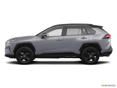 Buy a 2020 Toyota RAV4 Hybrid XSE SUV For Sale in Augusta