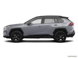 New 2020 Toyota RAV4 Hybrid XSE SUV for sale near you in Boston, MA