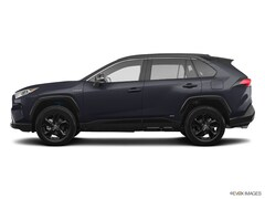 New 2020 Toyota RAV4 Hybrid JTMEWRFV6LD530322 20TT098 for sale in Kokomo, IN