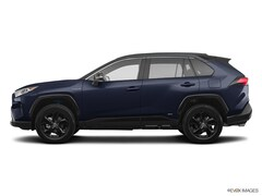 New 2020 Toyota RAV4 Hybrid XSE SUV for sale in Clearwater