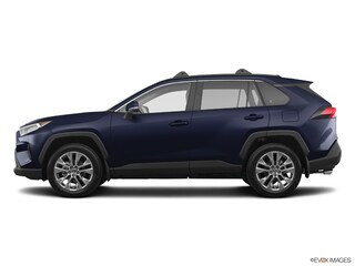 New 2020 Toyota RAV4 XLE Premium SUV for sale in Clearwater