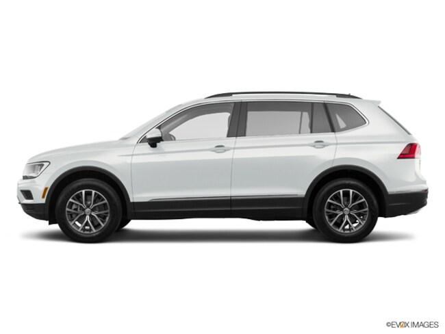 2020 Volkswagen Tiguan 2.0T SE SUV