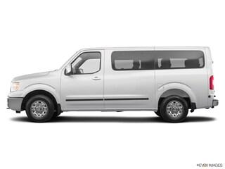 New 2020 Nissan NV Passenger NV3500 HD SL V8 Van Passenger Van Clovis, CA