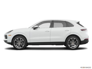 New 2020 Porsche Cayenne S SUV for sale in Jackson, MS