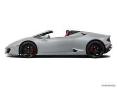 2019 Lamborghini Huracan LP580-2S Convertible