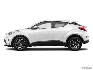 New 2020 Toyota C-HR XLE SUV NMTKHMBX7LR106870 21455 serving Baltimore