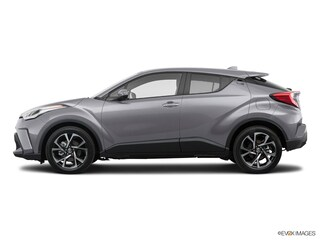 New 2020 Toyota C-HR XLE SUV for sale near you in Boston, MA