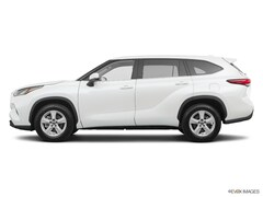 New 2020 Toyota Highlander LE SUV In Corsicana, TX