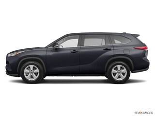 New 2020 Toyota Highlander LE SUV T32547 in Dublin, CA