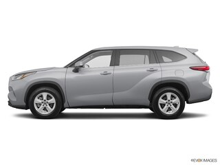 New 2020 Toyota Highlander LE SUV T32329 in Dublin, CA