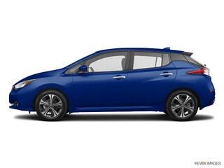 New 2020 Nissan LEAF SV Hatchback Eugene, OR