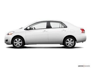 2007 Toyota Yaris Base Sedan