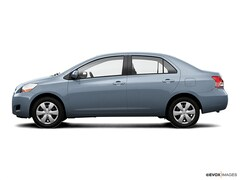 Used 2007 Toyota Yaris Base 4dr Sdn Auto  Natl Sedan in Clearwater