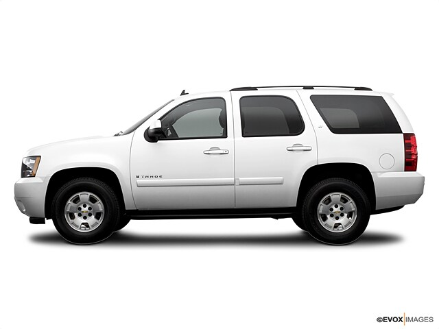 Used 2007 Chevrolet Tahoe Summit White For Sale In Helena