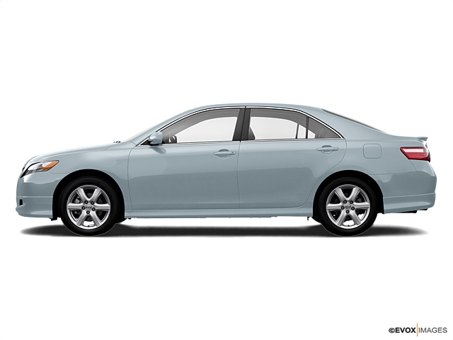 2007 Toyota Camry XLE Sedan