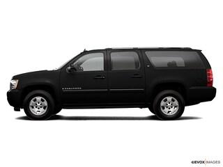 2007 Chevrolet Suburban 1500 4WD LTZ Navigation SUV