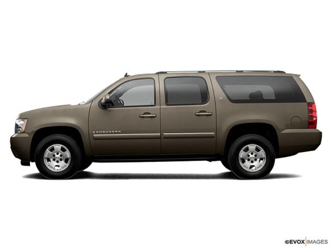 2007 Chevrolet Suburban Commercial Sport Utility
