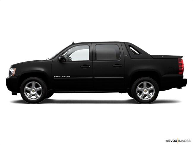 used 2007 Chevrolet Avalanche 1500 Truck Crew Cab in wichita ks