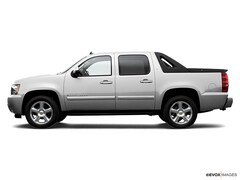 2007 Chevrolet Avalanche 4WD Crew Cab 130 LT w/1LT Crew Cab Pickup
