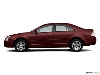 used 2007 Ford Fusion S I4 Sedan in Lafayette