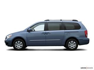 2007 Hyundai Entourage Limited Minivan/Van