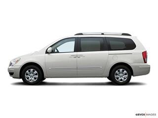 2007 Hyundai Entourage Van