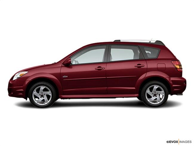 2007 Pontiac Vibe Sedan