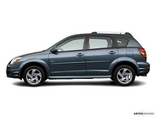 2007 Pontiac Vibe Base Hatchback