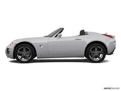 2007 Pontiac Solstice GXP Convertible