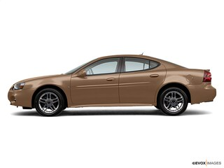 Bargain Used 2007 Pontiac Grand Prix Base Sedan S192565B in Houston, TX