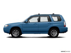 Used 2007 Subaru Forester 2.5 X w/Premium Package SUV for sale in Longmont, CO