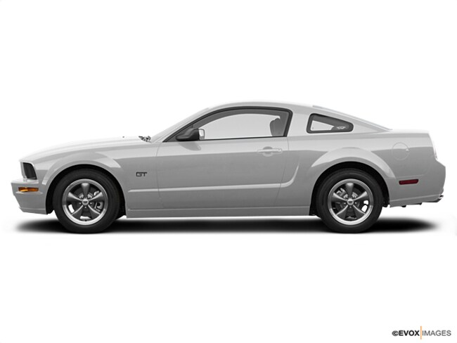 Used 2007 Ford Mustang Coupe San Antonio