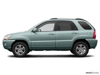 2007 Kia Sportage EX V6 SUV