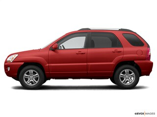 2007 Kia Sportage LX w/A/C SUV