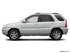 2007 Kia Sportage LX w/o A/C SUV