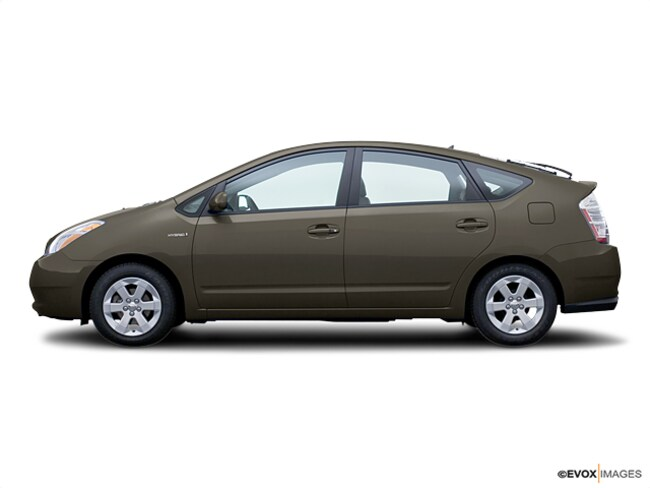 Used 2007 Toyota Prius Pkg II Sedan Nashville, TN