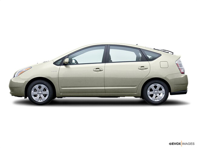 Used 2007 Toyota Prius 4DR SDN HYBRID CV Sedan 182668A for sale in Thorndale
